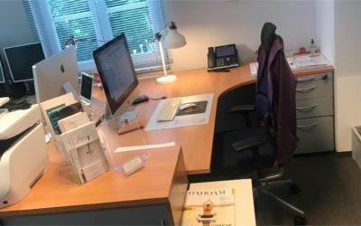 Neues Büro in Schäftlarn